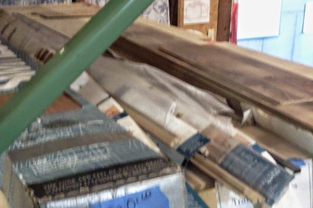 Flooring Products for Sale at the La Pine ReStore