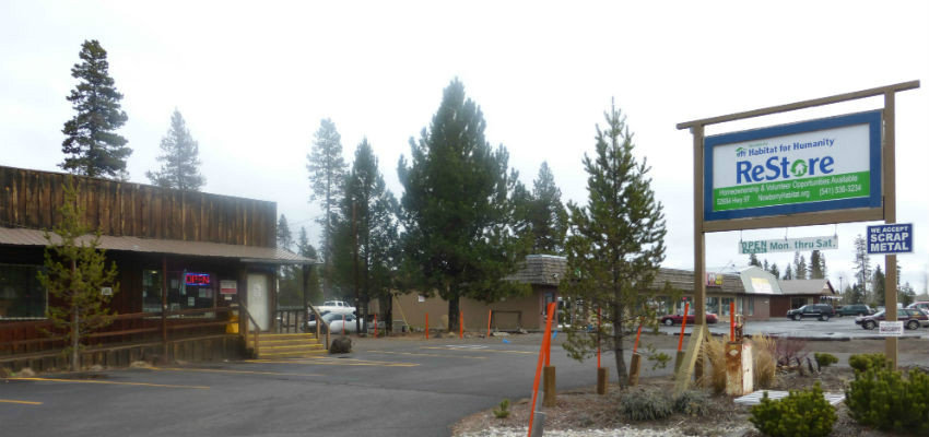 La Pine Restore