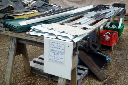 Roofing and Fencing Supplies On Sale at the La Pine ReStore