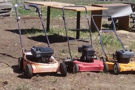 Lawn Furniture & Tools On Sale At La Pine ReStore