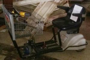 Motorized Shoppping Carts